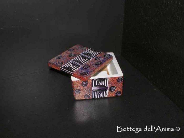 Bomboniere solidali scatole portaoggetti pietra - Scatole portaoggetti ...