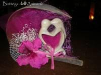 Es. confezione a vista con foglia di cocco